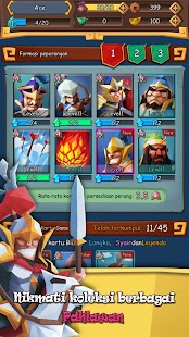 Game Perang Royale - Clash Of ThreeKing- screenshot thumbnail