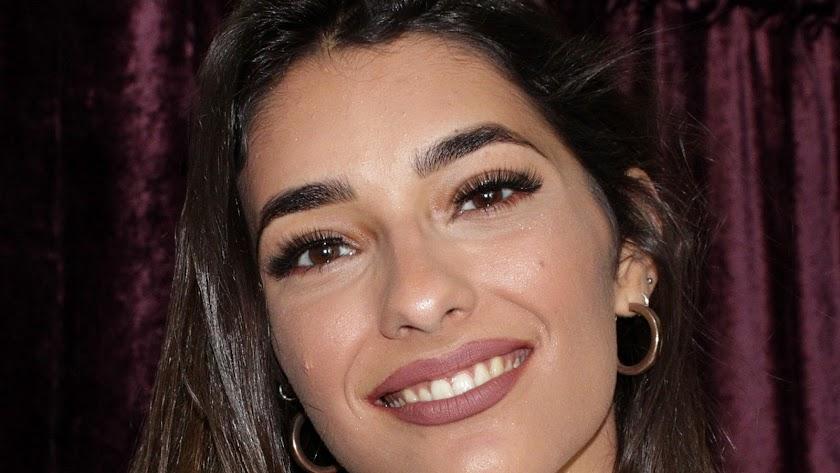La bellísima Ana García Segundo, Miss Word Almería 2020.