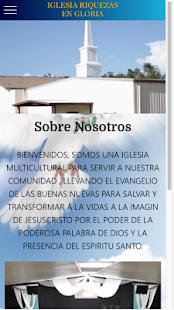 Iglesia Riquezas en Gloria - náhled