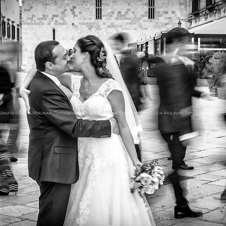 Wedding photographer Luca Molinari (lucamolinari). Photo of 15.07.2017