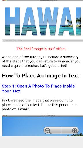 Learn Photoshop CS6 Step By Step 1.4.2 screenshots 3