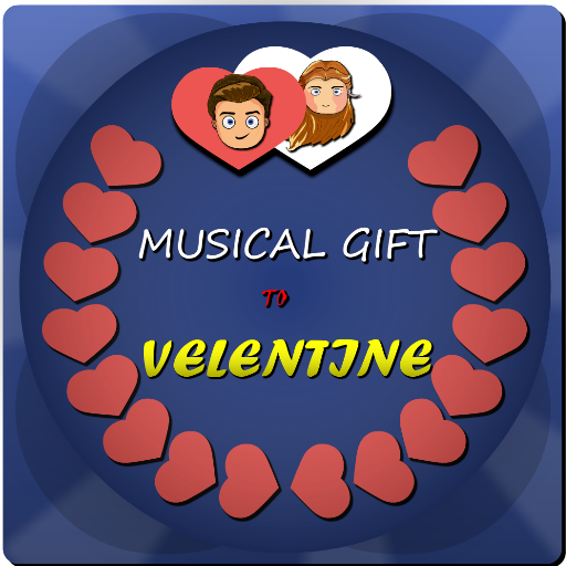 Musical Gift To Valentine