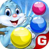 Bubble Shooter Free Bunny : Match 3 blast 2017
