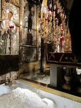 Photo: Twelfth station (Jesus dies on the cross)