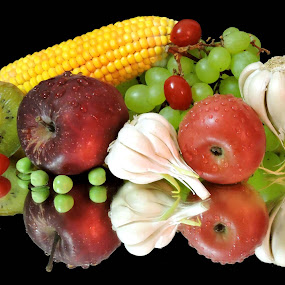 COLOUR BRIGHT by SANGEETA MENA  - Food & Drink Fruits & Vegetables