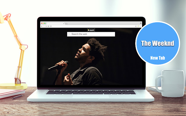 The Weeknd Wallpapers New Tab Theme