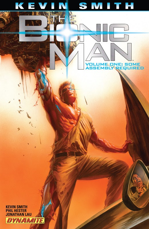 The Bionic Man: Collected Editions (2012) - complete