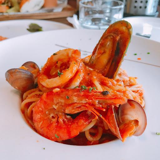 金銀島海鮮意大利麵