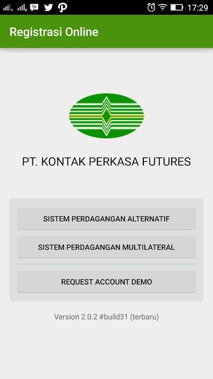 sistem perdagangan 2