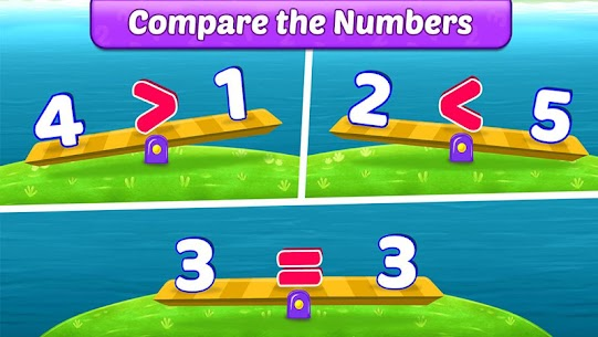 Math Kids – Add, Subtract, Count, and Learn 3