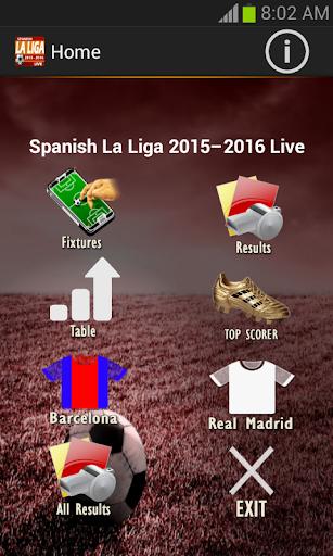 免費下載運動APP|Spanish La Liga 2016 - 2017 app開箱文|APP開箱王