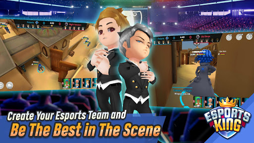 Télécharger Esports King APK MOD (Astuce) screenshots 1