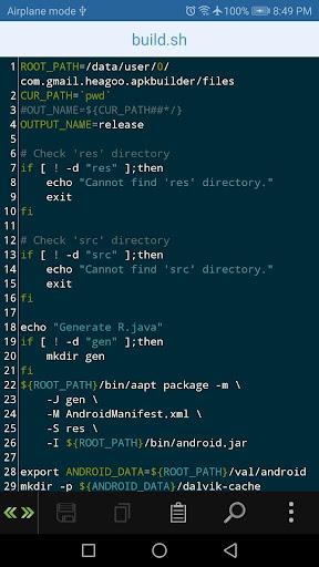 APK Builder 1.0.9 screenshots 5