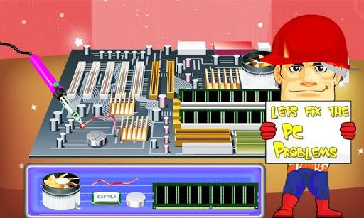 電気技師修理店