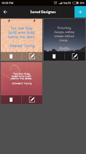 Quotes Creator 2.5.2 screenshots 4