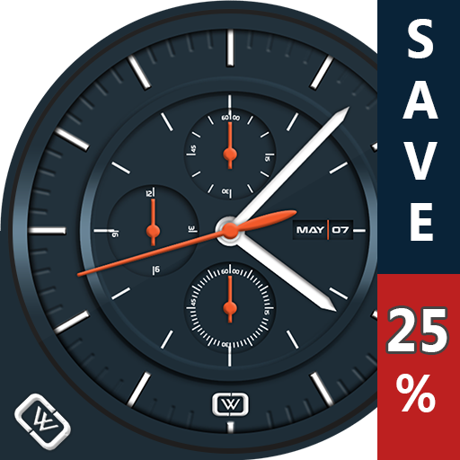 Aviator HD Watch Face 個人化 App LOGO-硬是要APP