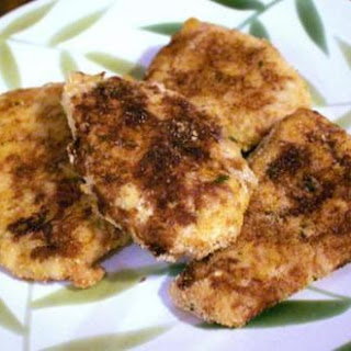 Baked Chicken Cutlets Recipes.