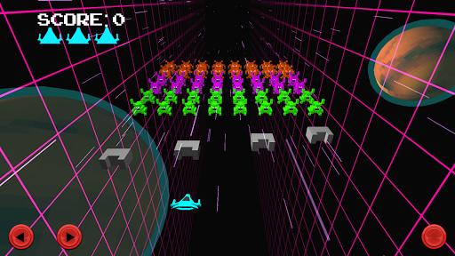 Retro Game: Space Invasion