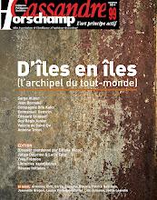Photo: © Olivier Perrot la revue Cassandre/Horschamp 2014 numéro 99