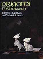 Photo: Origami for the Connoisseur by Kunihiko Kasahara, Toshie Takahama  Kodansha International;  ISBN 4817090022  Dimensions (in inches): 0.51 x 10.02 x 7.11 (original)
