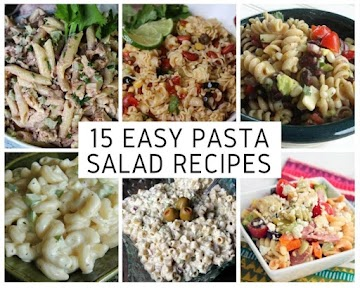 15 Easy Pasta Salad Recipes