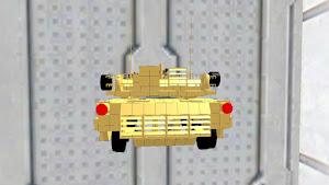 M1A2 Ablams  シャーシ爆発反応装甲ver