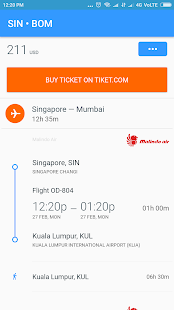 Cheap Flight Search Engine- screenshot thumbnail