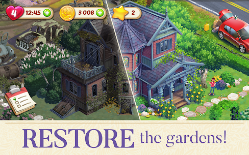 Lily's Garden Mod Apk 1.66.0 (Unlimited Coins + Unlimited Stars) 10