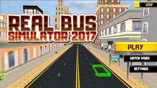 Real Bus Simulator 2017 1.02 screenshots 1
