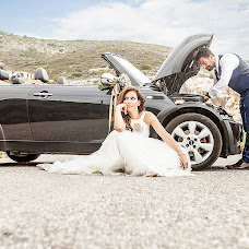 Wedding photographer Aggeliki Soultatou (Angelsoult). Photo of 09.12.2017