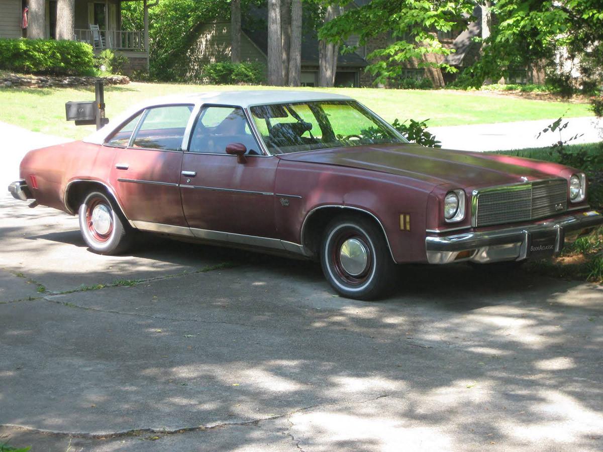 Chevrolet Lasabre Hire Marietta