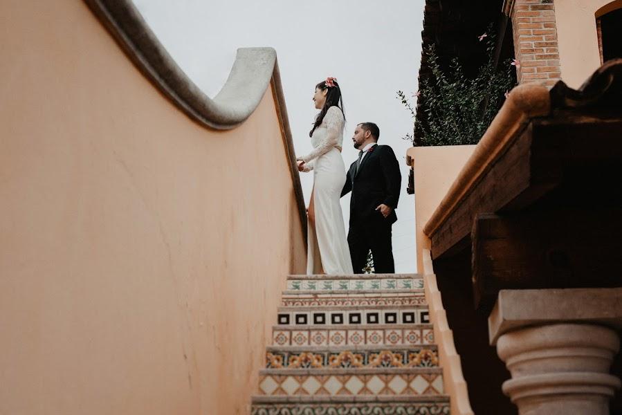 Bryllupsfotograf Anna Sauza (annasauza). Bilde av 28.02.2019