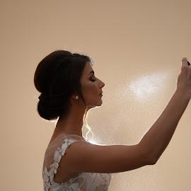 Nina by Sasa Rajic Wedding Photography - Wedding Bride ( bride, wedding photography, wedding details, novisad, weddings, wedding day, wedding, srbija, sasarajic )