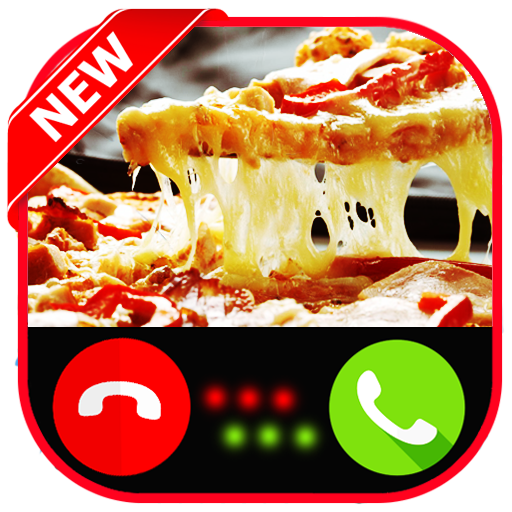 fake Call from Pizza hit pro(prank call pizza man)