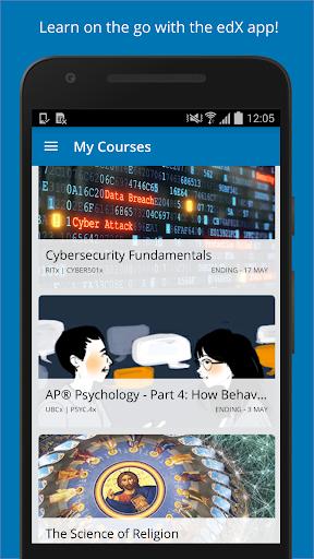EdX - Online Courses 2.12.1 screenshots 1