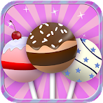 Cake Pop Bake Shop Icon