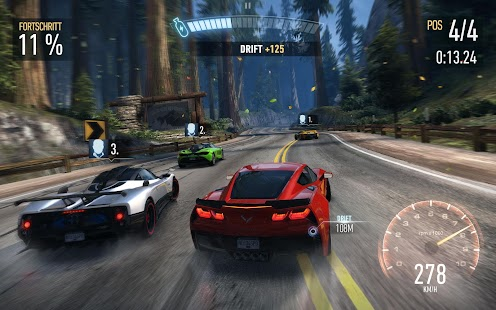 Need for Speed: NL Rennsport Screenshot