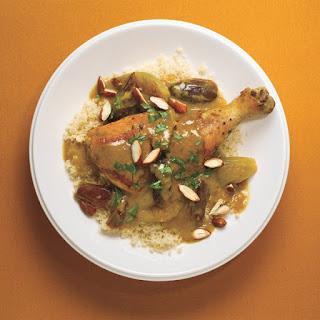 Moroccan Chicken Dates Lemon Recipes