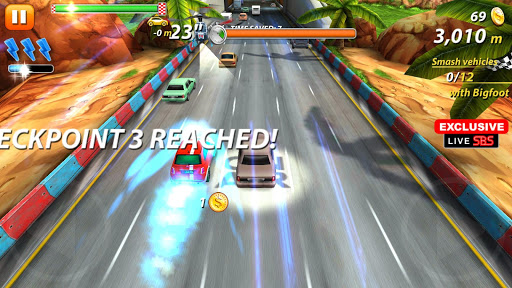 Car Smasher Drive - screenshot