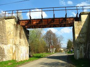 Photo: Jeden z viacerých železničných viaduktov