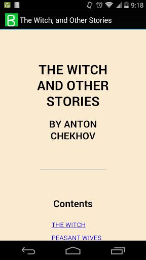 The Witch by Anton Chekhov