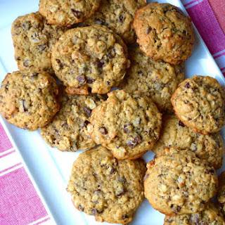 Banana Walnut Chocolate Chunk Breakfast Cookies.
