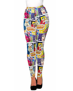Pop Art, leggings