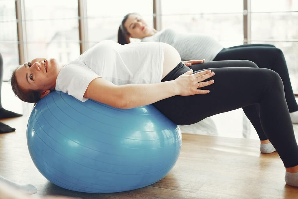 excercise in 2nd trimester