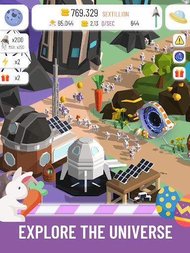 Space Colony: Idle 2.6.2 screenshots 10
