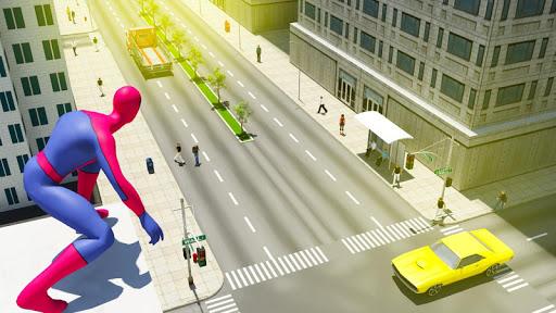 Super Spider hero 2018: Amazing Superhero Games screenshots 7