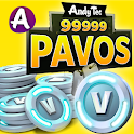 Pavos y Gift Cards - AndyTec icon
