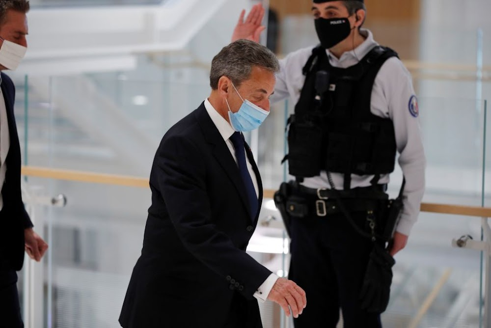 France's Nicolas Sarkozy convicted of corruption, likely to escape jail time