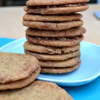 Snickerdoodles with Maple Pecan Filling Recipe