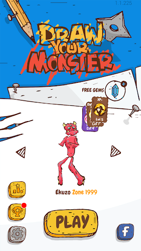 Draw Your Monster 1.2.249 screenshots 1